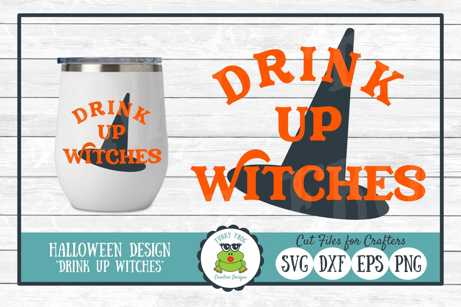 Download Free Drink Up Witcheshalloween Svg Cut File Graphic By for Cricut Explore, Silhouette and other cutting machines.