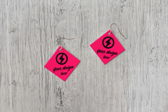 Earring Product Mock Up Set Graphic Product Mockups By RisaRocksIt - Image 2