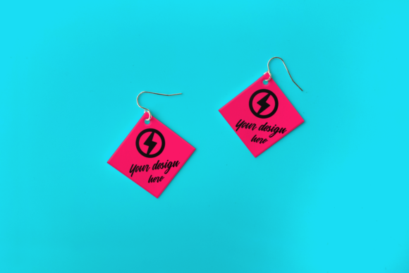 Earring Product Mock Up Set Graphic Product Mockups By RisaRocksIt - Image 7