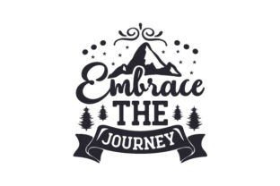 Embrace the Journey Craft Design By Creative Fabrica Crafts