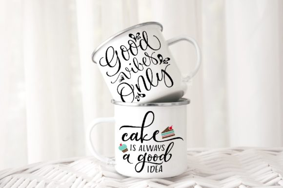 Download Free Enamel Mug Mockup Graphic By Leo Flo Mockups Creative Fabrica for Cricut Explore, Silhouette and other cutting machines.