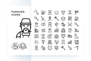 FARMING ICON Graphic By Goodware.Std