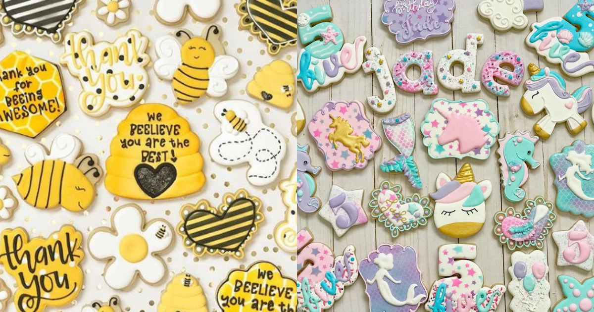 Download Free How To Create Beautiful Cookie Art With Royal Icing Creative Fabrica for Cricut Explore, Silhouette and other cutting machines.