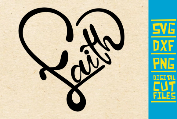 Faith Graphic Crafts By svgyeahyouknowme