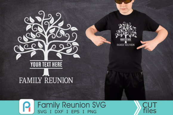 Family Reunion Svg, Family Svg, Family Graphic Crafts By Pinoyartkreatib