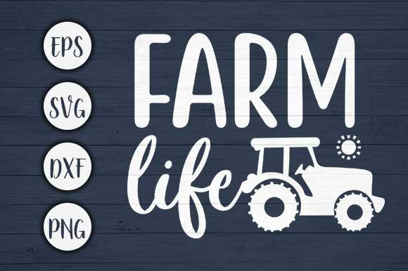 Download Free Farm Life Farm Svg Cut File Graphic By Creativeart Creative for Cricut Explore, Silhouette and other cutting machines.