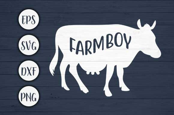 Download Free Farmboy Farm Cut File Graphic By Creativeart Creative Fabrica for Cricut Explore, Silhouette and other cutting machines.