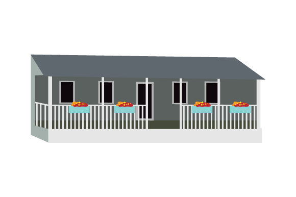 Farmer's Porch Farm & Country Craft Cut File By Creative Fabrica Crafts - Image 1