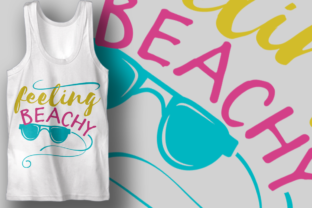 Feeling Beachy Graphic By Craft-N-Cuts