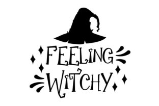 Feeling Witchy Craft Design By Creative Fabrica Crafts