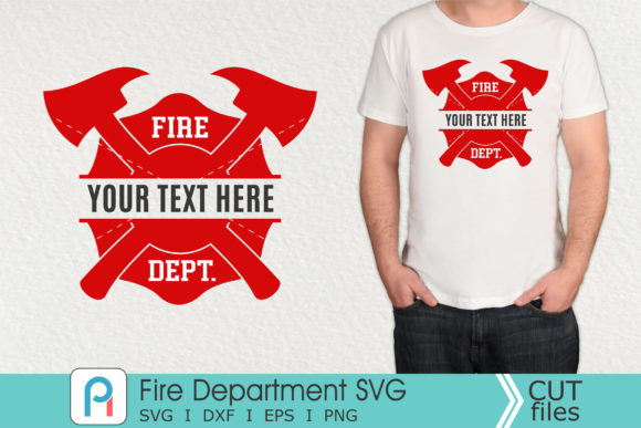 Fire Department Svg, Fire Svg, Fire Dept Graphic Crafts By Pinoyartkreatib