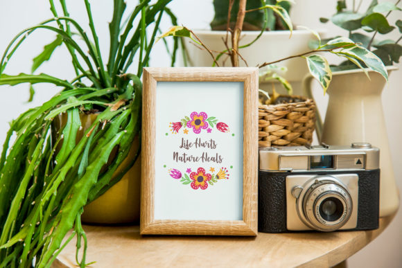 Floral Graphics and Illustration Graphic Illustrations By AllmoStudio - Image 2