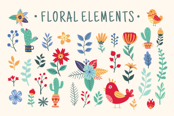 Download Free Floral Baroque Graphic By Allmostudio Creative Fabrica for Cricut Explore, Silhouette and other cutting machines.