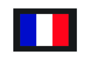 France Flag France Craft Cut File By Creative Fabrica Crafts