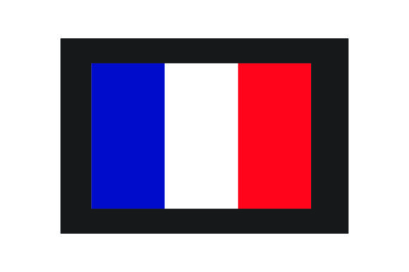 Download Free France Flag Svg Cut File By Creative Fabrica Crafts Creative for Cricut Explore, Silhouette and other cutting machines.