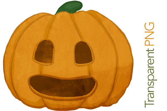 Download Free Funny Carved Pumpkin Halloween Clipart Graphic By Milaski SVG Cut Files