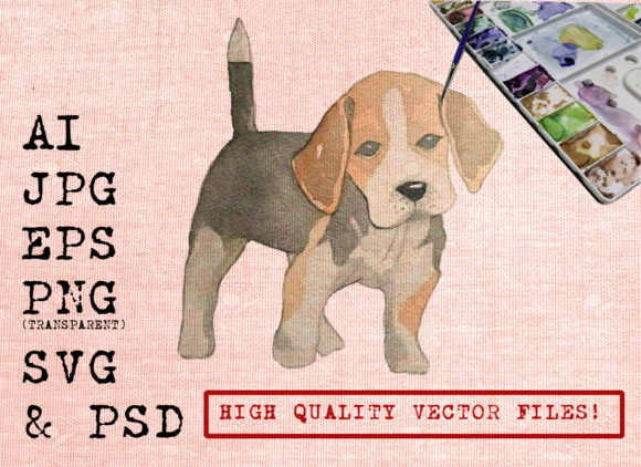 Funny Dog Graphic By Ambar Art