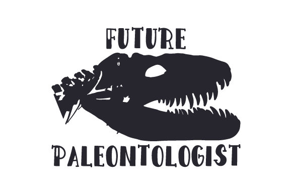 Future Paleontologist Dinosaurs Craft Cut File By Creative Fabrica Crafts
