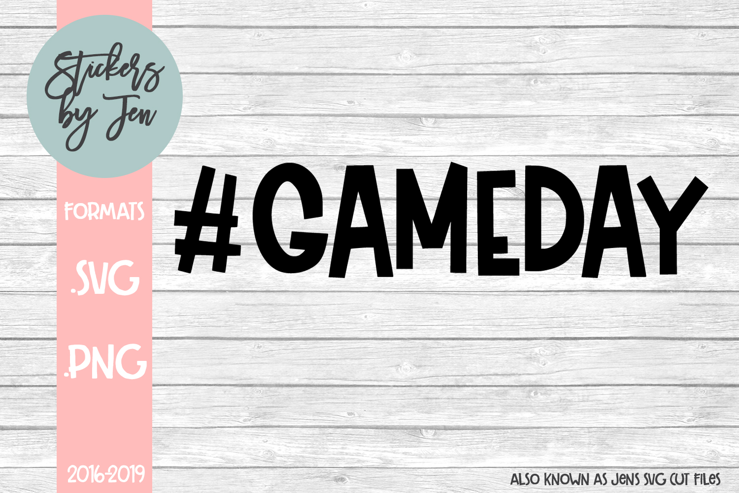 Download Free Game Day Svg Graphic By Jens Svg Cut Files Creative Fabrica for Cricut Explore, Silhouette and other cutting machines.
