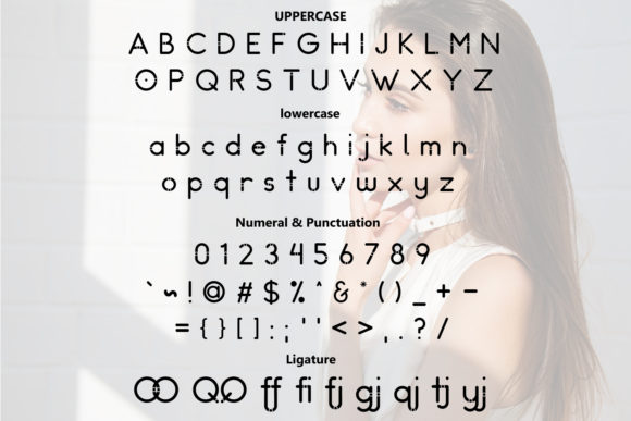Print on Demand: Gelish Sans Serif Font By da_only_aan - Image 2