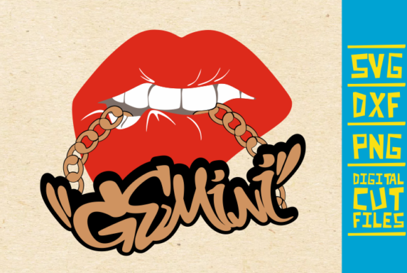 Gemini Sign Graphic Crafts By svgyeahyouknowme