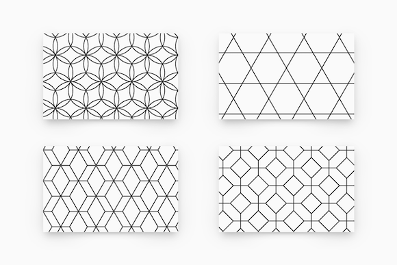 Geometric Patterns Graphic Patterns By unio.creativesolutions - Image 2