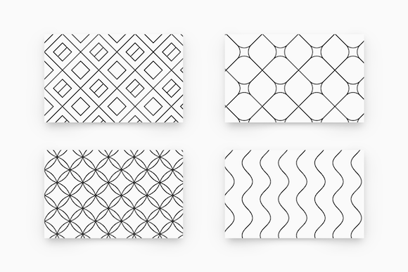 Geometric Patterns Graphic Patterns By unio.creativesolutions - Image 3