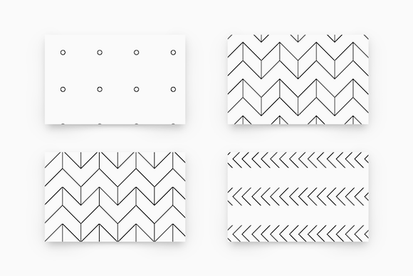 Geometric Patterns Graphic Patterns By unio.creativesolutions - Image 5