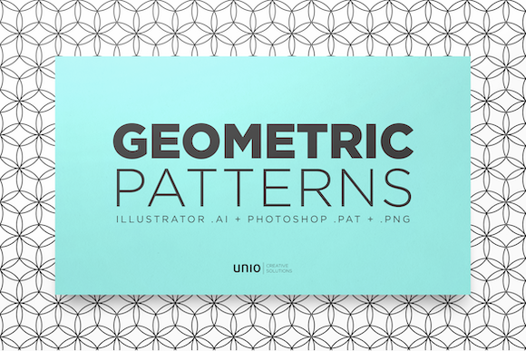Geometric Patterns Graphic Patterns By unio.creativesolutions - Image 1
