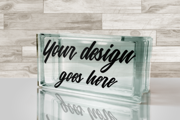 Glass Block Product Mock Up Set Graphic Product Mockups By RisaRocksIt - Image 4