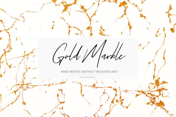 Download Free Gold Abstract Marble Backgrounds Graphic By Bonadesigns for Cricut Explore, Silhouette and other cutting machines.