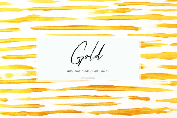 Gold Backgrounds, Gold Abstract Textures Graphic Backgrounds By BonaDesigns