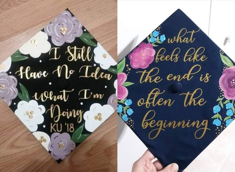 How to design a personalized graduation cap main article image