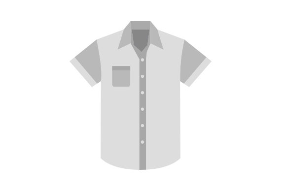 Download Free Grey Shirt With Pockets Svg Cut File By Creative Fabrica Crafts for Cricut Explore, Silhouette and other cutting machines.