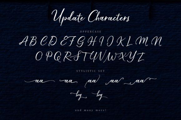 Hardwired Font By FadeLine Image 13
