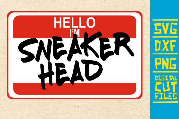Hello I M Sneaker Head Svg Afro Woman Graphic By