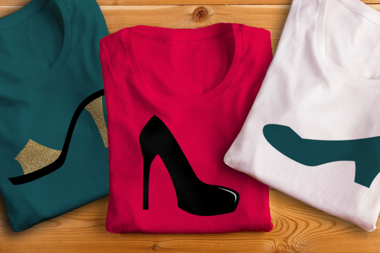 Download Free High Heels Shoe Collection Svg Set Graphic By Designedbygeeks for Cricut Explore, Silhouette and other cutting machines.