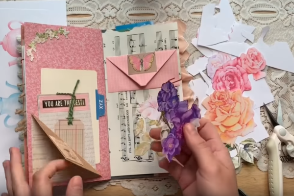 Scrapbooking Tips How To Fuzzy Cut Digital Designs Creative Fabrica