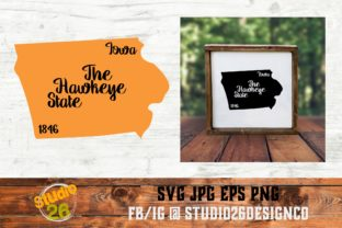 Download Free Iowa State Nickname Graphic By Studio 26 Design Co Creative for Cricut Explore, Silhouette and other cutting machines.