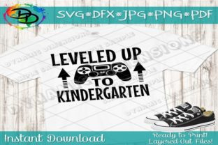 Kindergarten Back to School Graphic By dynamicdimensions