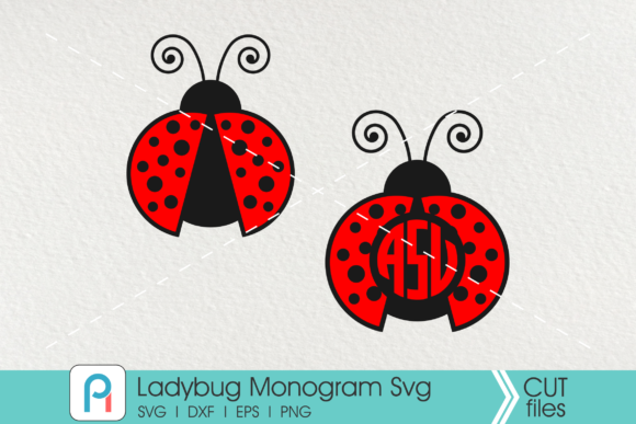 Ladybug Graphic Crafts By Pinoyartkreatib