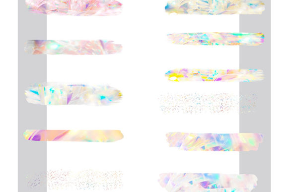 Large Holographic Strokes 1