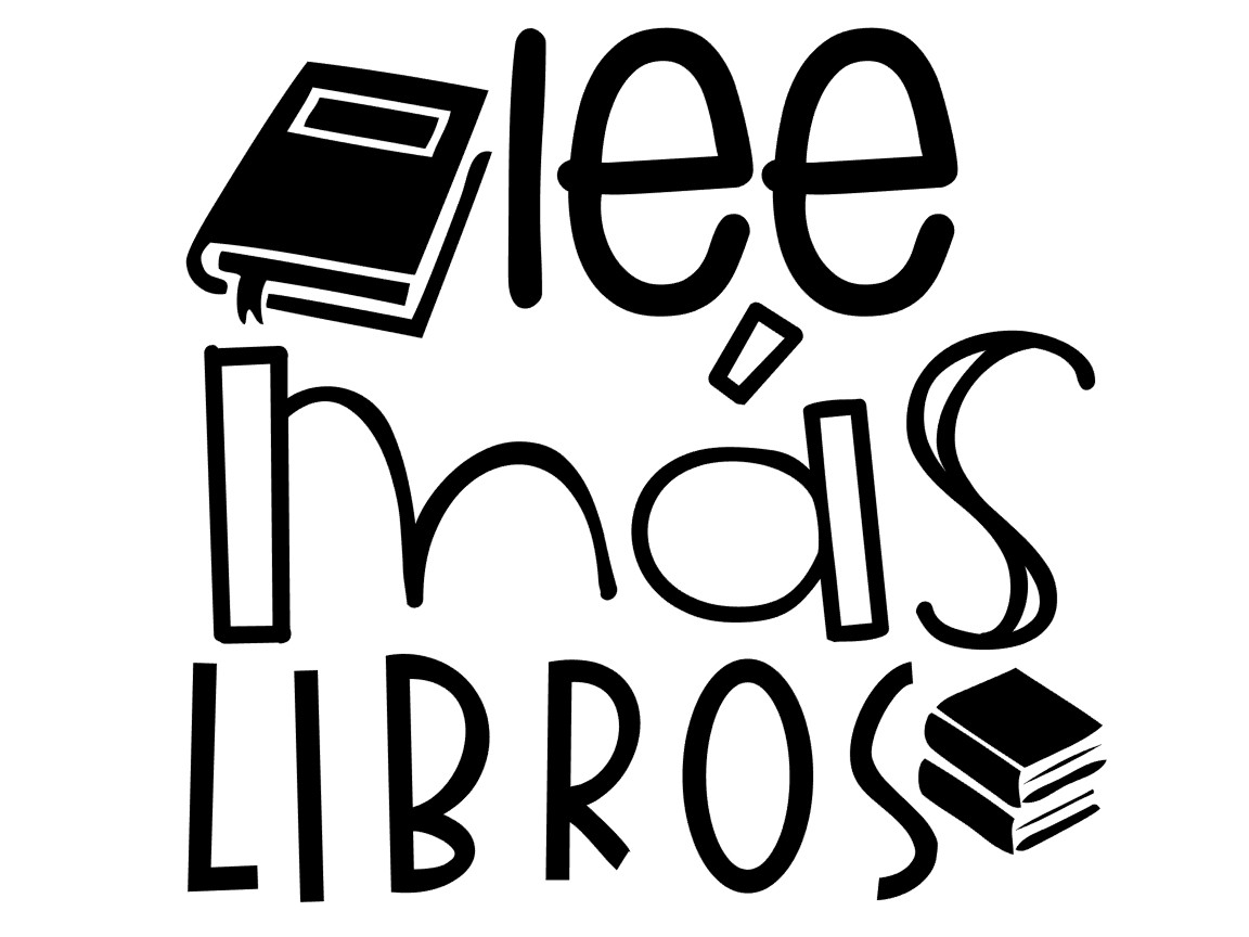 Download Free Lee Mas Libros Svg Graphic By Thesmallhouseshop Creative Fabrica for Cricut Explore, Silhouette and other cutting machines.