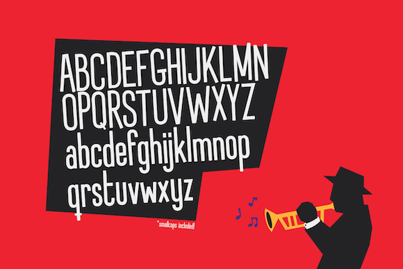 Print on Demand: Let's Jazz Sans Serif Font By unio.creativesolutions - Image 3