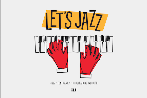 Let's Jazz Sans Serif Font By unio.creativesolutions