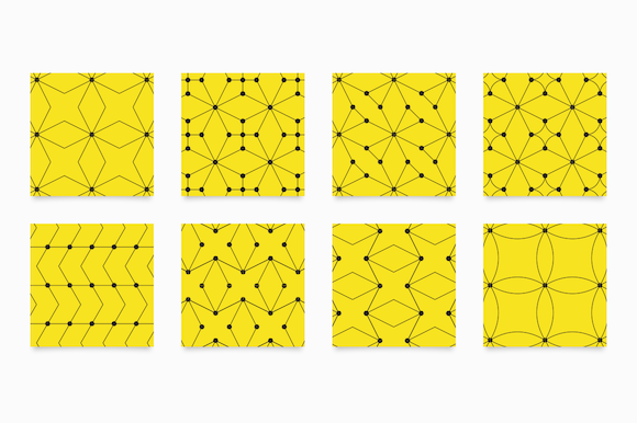 Line Patterns Graphic Patterns By unio.creativesolutions - Image 11