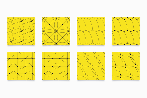 Line Patterns Graphic Patterns By unio.creativesolutions - Image 12