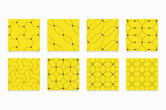 Line Patterns Graphic Patterns By unio.creativesolutions - Image 13