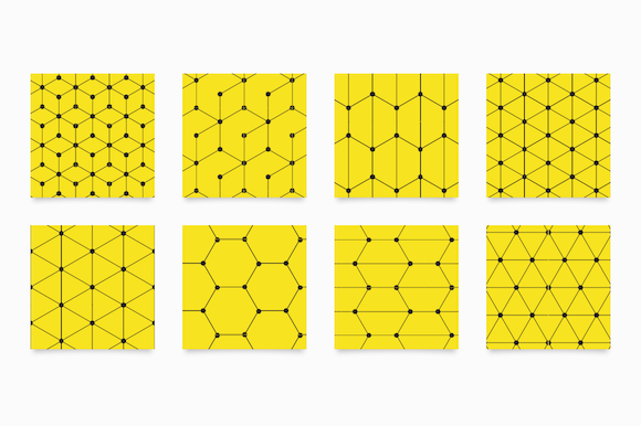 Line Patterns Graphic Patterns By unio.creativesolutions - Image 5