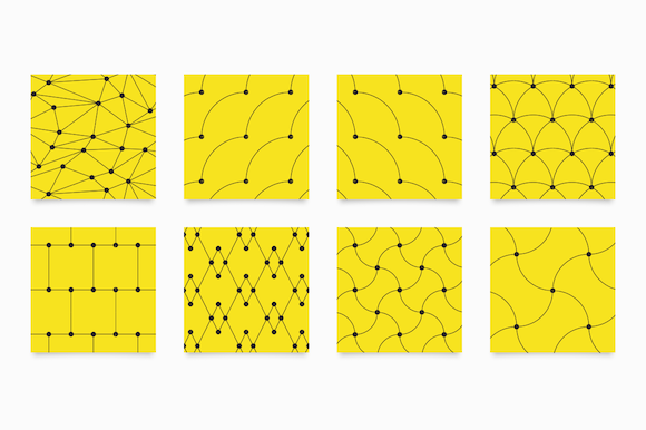 Line Patterns Graphic Patterns By unio.creativesolutions - Image 8